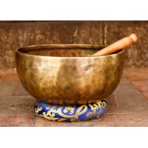 Handmade Singing Bowl Of 7 Metals