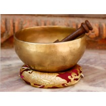 Tibetan Singing Bowl Set For Meditation/Prayer/Yoga and Mindfulness