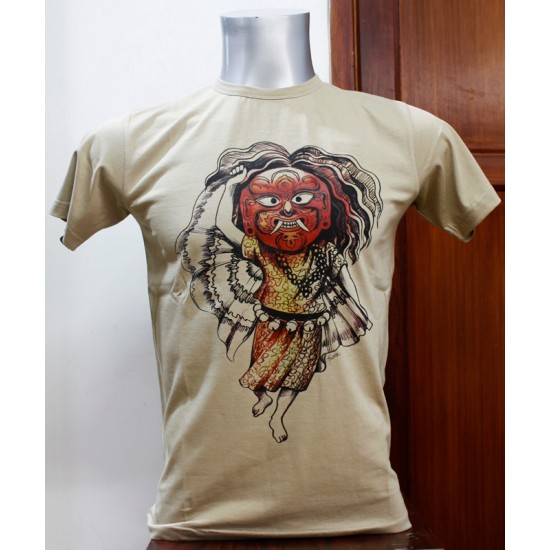 Lakhey Printed T-shirt 100% Cotton