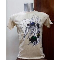 Caravan Printed T-shirt 100% Cotton