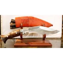 "8"" Blade Panawal Angkhola Khukuri or Khukris, Hand forged Nepal."
