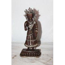 Antique Dipankar Statue 8 inches.
