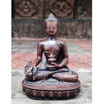 """Shakyamuni Buddha 2.5"""" W x 3.5"""" H"""