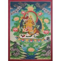 Buddha Eyes Etched Singing Bowl