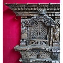 Kuttu Math Temple Patan Museum Poster