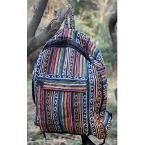 Multi-colored Gheri Bag